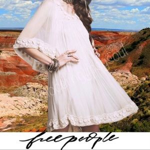 Free People Gorgeous Beaded Ethereal Dress